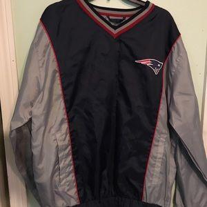 Men's LG New England Patriots Pullover